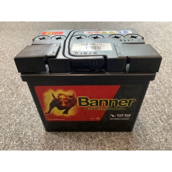 Battery Suitable for Current Models Inc: Zetec / S2000. (Collection Only)
