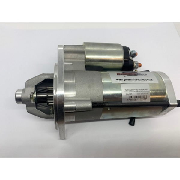 Lightweight High Torque Starter Motor Zetec