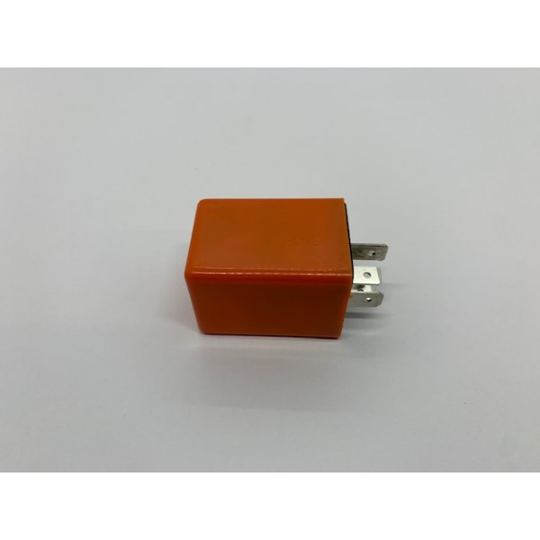 Relay - heated screen timer