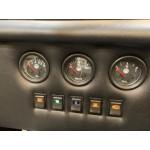 Honda S2000 Black Faced Electronic Instrument Set
