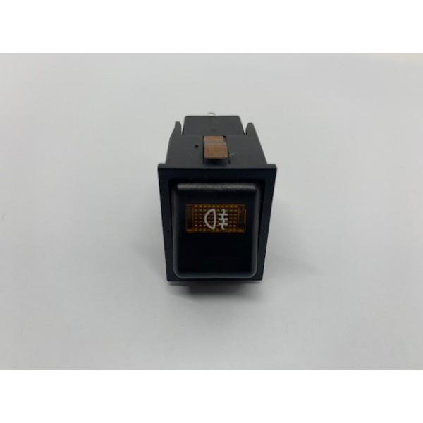 Rear fog light switch