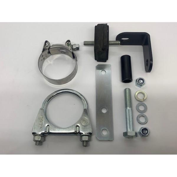 """Silencer Fitting Kit - 5"""""""