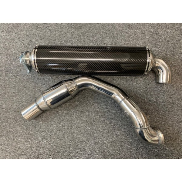 Sport 250 Complete Exhaust System