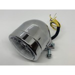 4 Inch Chrome Headlamp