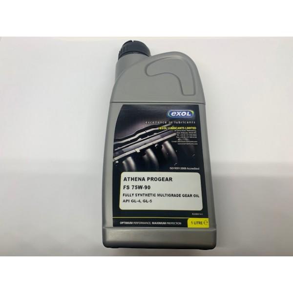 Mazda Diff Oil - Semi Synthetic 75/90