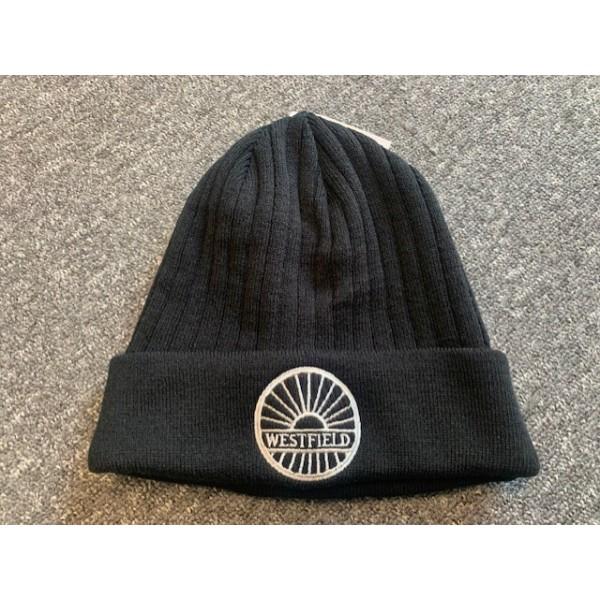 Westfield Beanie Hat in Black