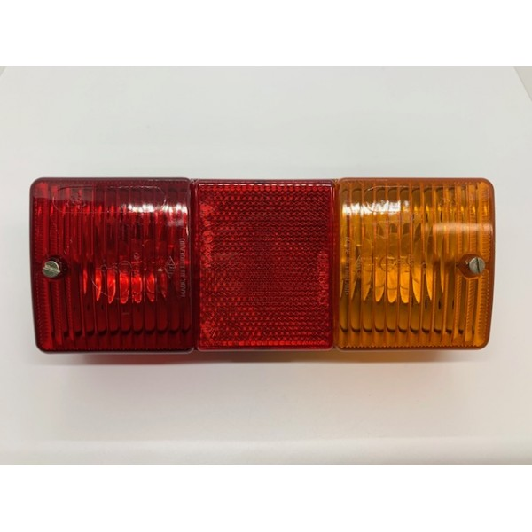Traditional rear lamp