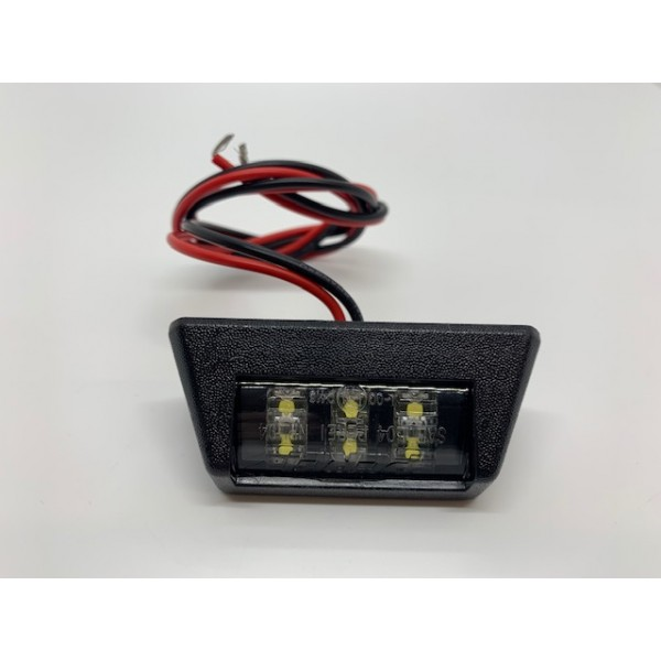 FW Number Plate Light - LED