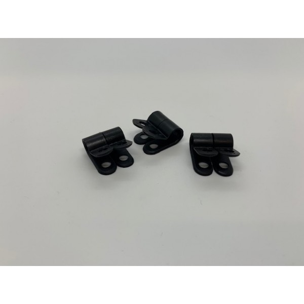Fuel Line P Clip 8mm