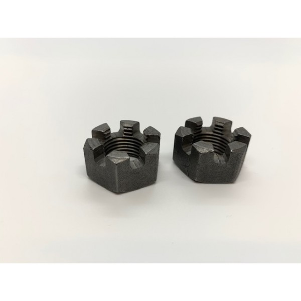 Front Hub Castellated Nut