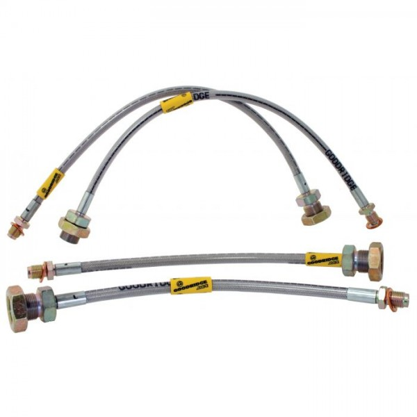 Chesil Brake Hose Kit Front and Rear
