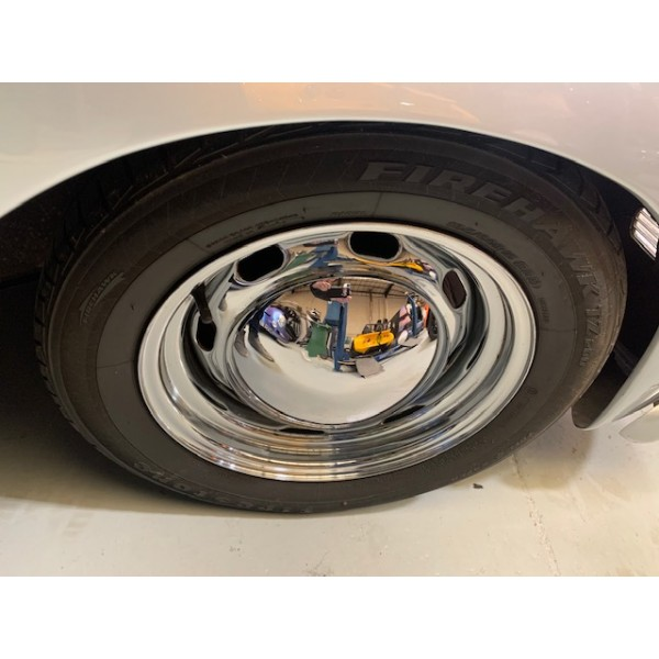 Chesil Replica Wheels, Tyres & Moon Hubcaps