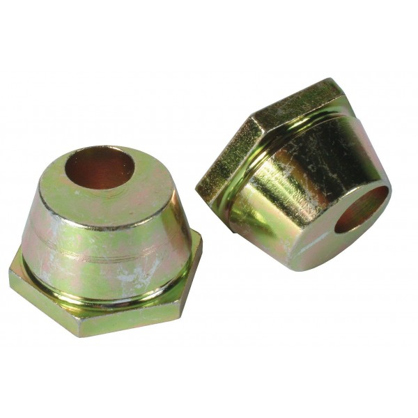 Camber Adjusting Nut - Front Spindle ( Pair)