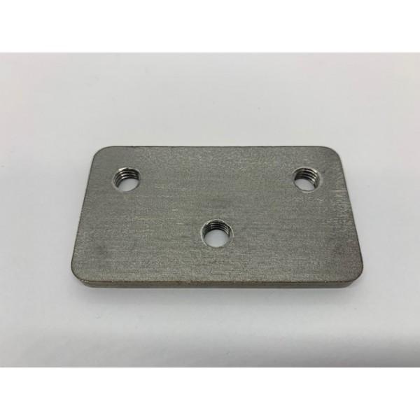 Chesil S/S Door Plate