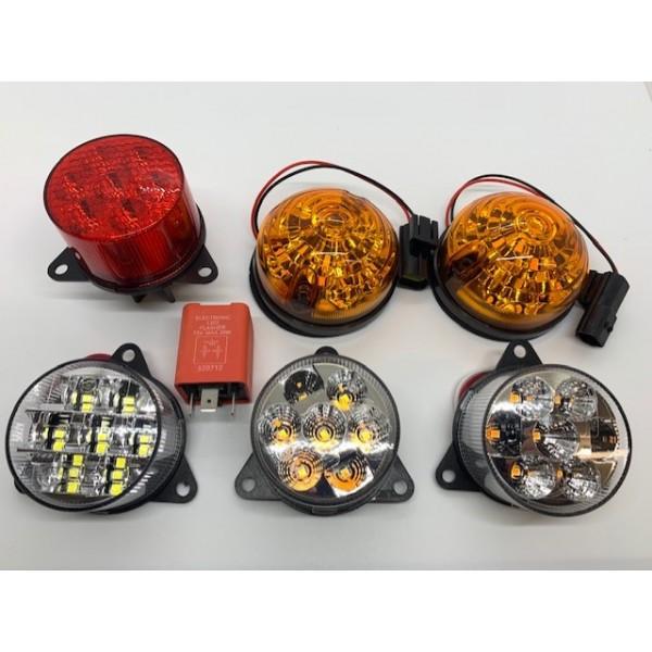 FW - LED  Light Upgrade Kit