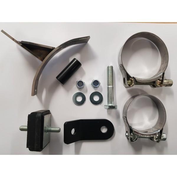 """Silencer Fitting Kit - 6"""""""