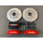 WSC 4 Pot Brake Caliper and Disc Upgrade Kit