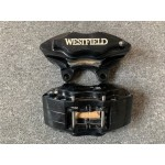 Westfield Front Brake Calipers HS Black - Pair