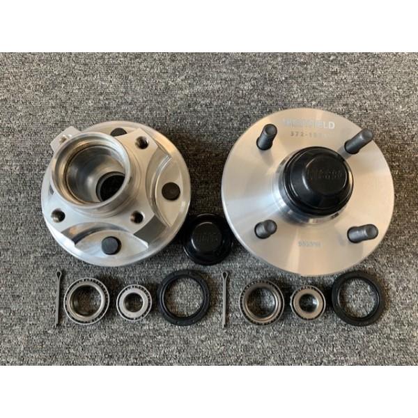Aluminium Front Hubs (PR)