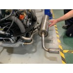 Chesil Stainless Steel Exhaust System