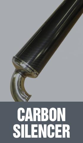 Carbon Silencer
