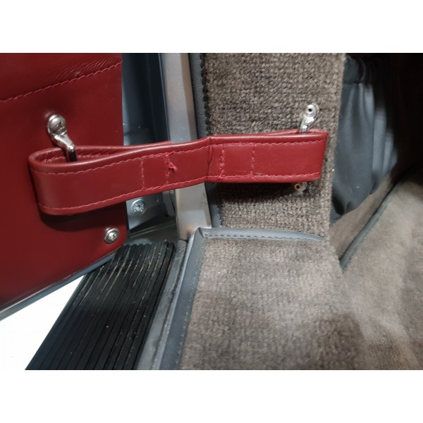 Chesil Door Check Strap Pair