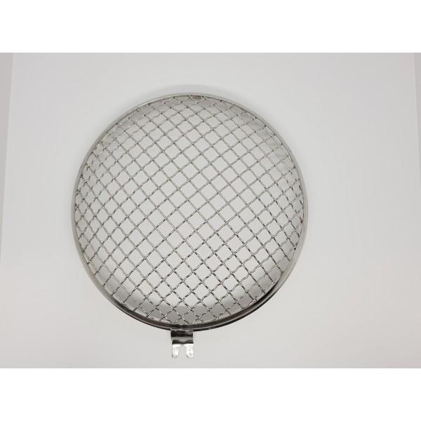 Headlight Headlamp Stone Guard Pair