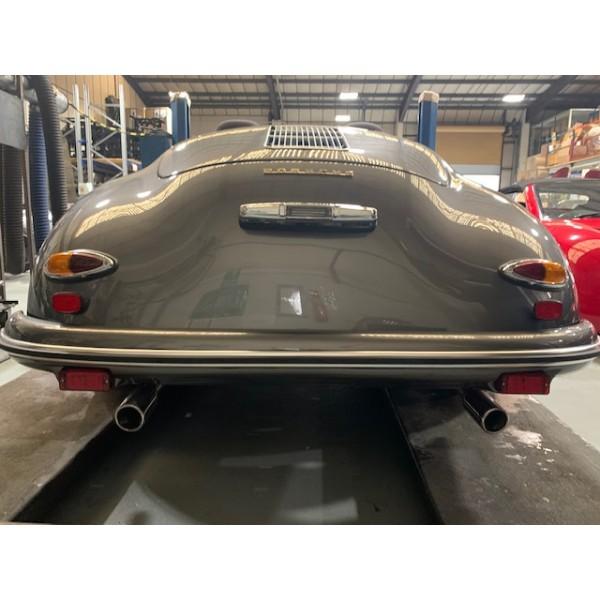 Chesil Rear Bumper Deco