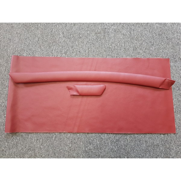 Chesil Leather Trimmed Dash Pads