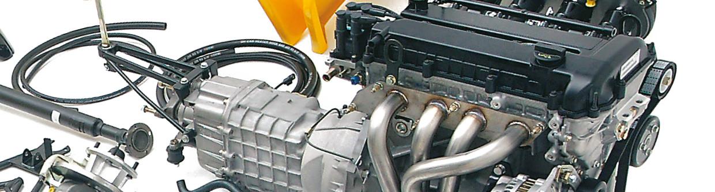 Chassis, Engine & Drivetrain