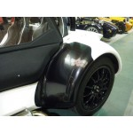 Carbon Effect Stone Guard kit FW Bodywork