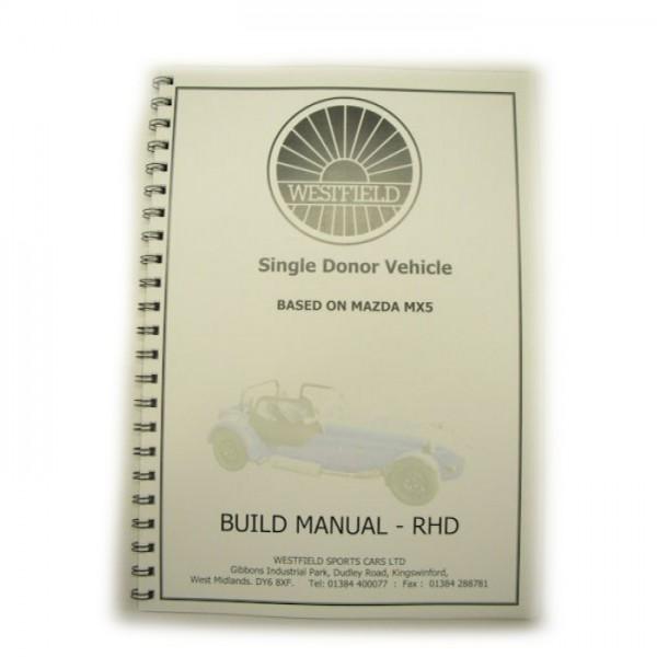 Mazda SDV Build Manual