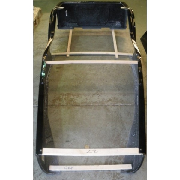 ZK body tub for detachable arch cars