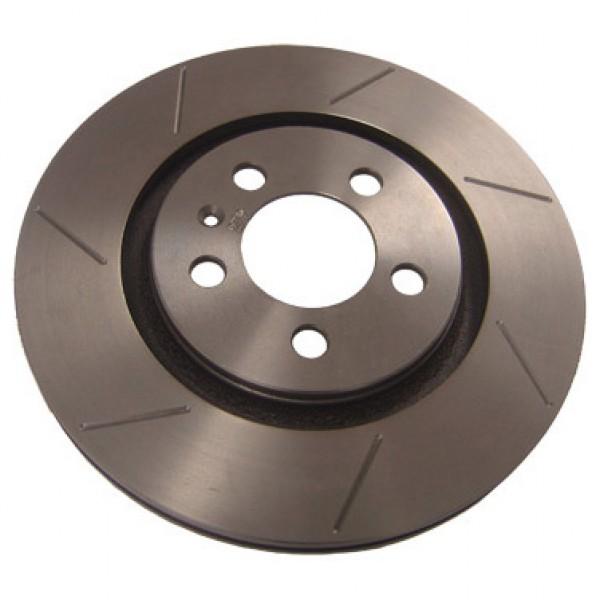 Grooved Rear Brake Discs