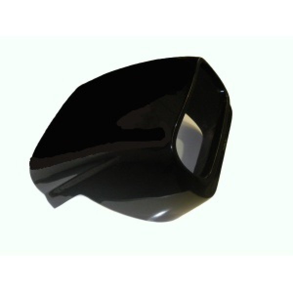 Ducted nose cone for ZK wide body
