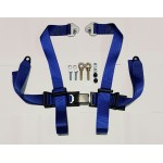 """Harness 4 Point with 2"""" strap"""